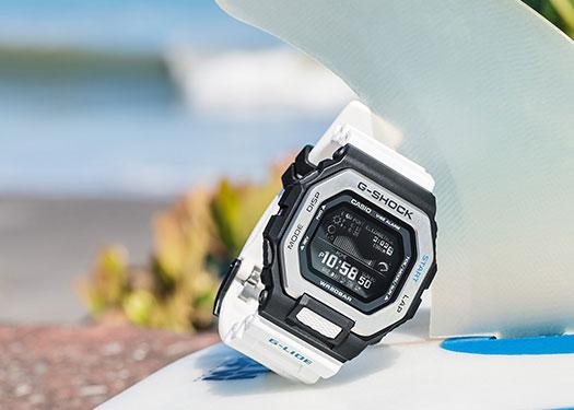 【サーフィン・時計】GSHOCK-GBX-100-7JF-value
