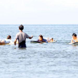 サーフィンスクール 湘南 片瀬江の島