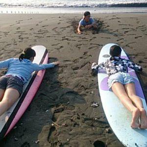 サーフィンスクール 湘南 江の島