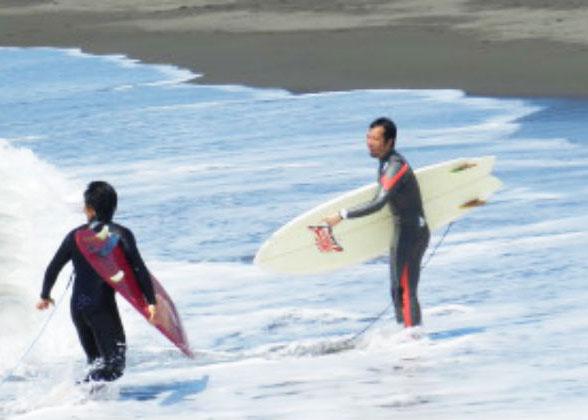 サーフィンスクール 湘南 茅ヶ崎