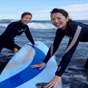 湘南・茅ヶ崎 サーフィンスクール