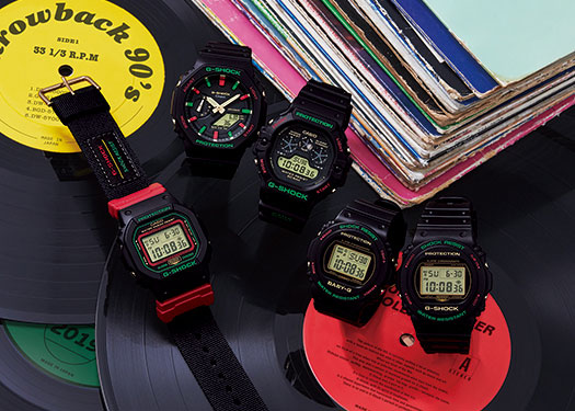 【hiphop・時計】GSHOCK-GA-2100TH-1AJF