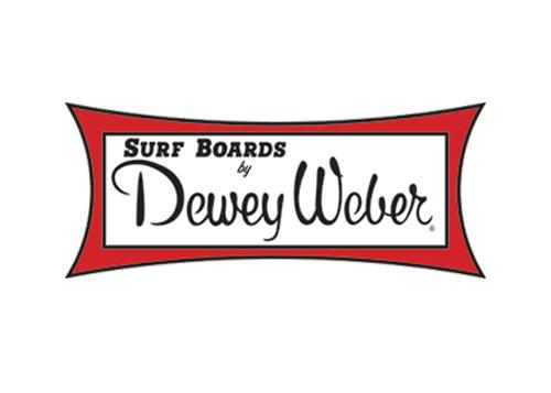 サーフボードブランド Dewey-Weber