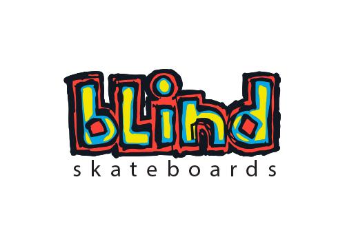 スケートボードブランド ブラインドスケートボード