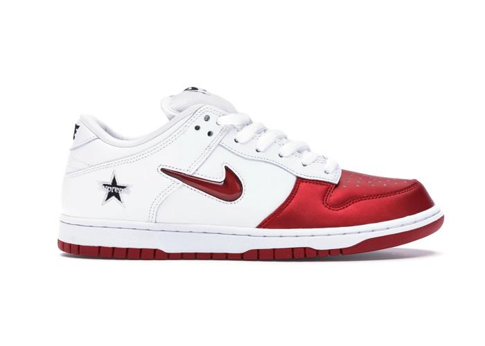 Nike-SB-Dunk-Low-Supreme-Jewel-Swoosh-Red