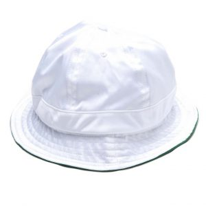 BIANCA CHANDON --- Satin Bell Bucket Hat!!!
