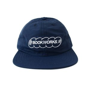BOOK WORKS - Record Logo hat