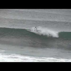 2017 台風15 wave of 稲村ガ崎